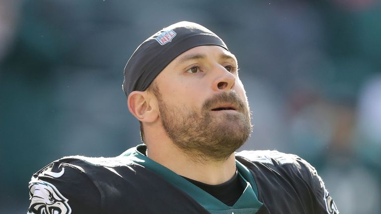 Chris Long retired last week after 11 seasons in the NFL