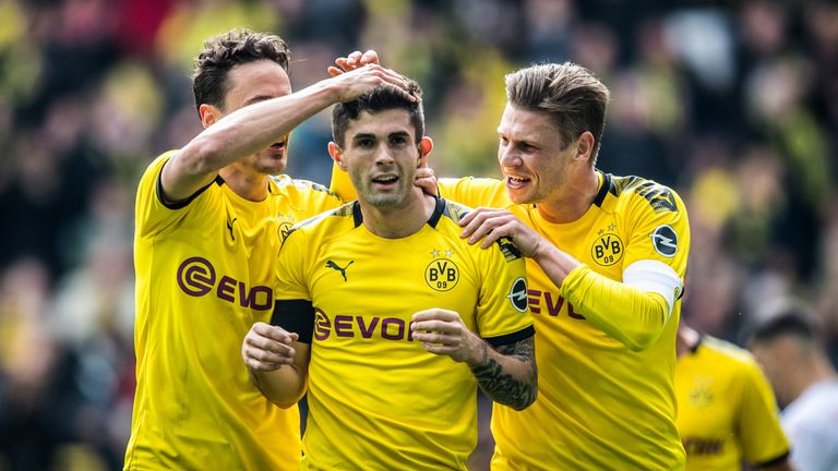Christian Pulisic has already confirmed a deal for Christian Pulisic