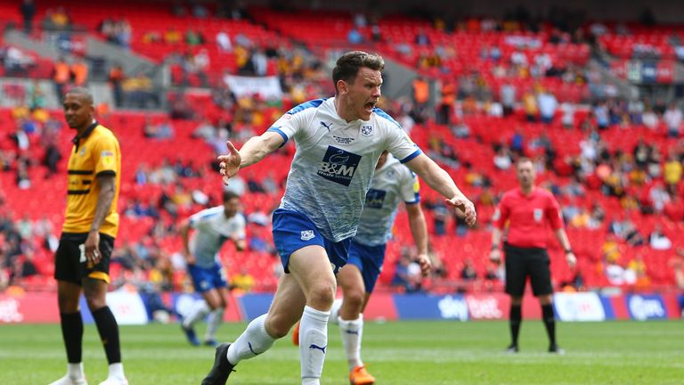 Connor Jennings scored a last-gasp extra-time winner