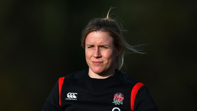Danielle Waterman is one of five Englishwomen in the Barbarians squad