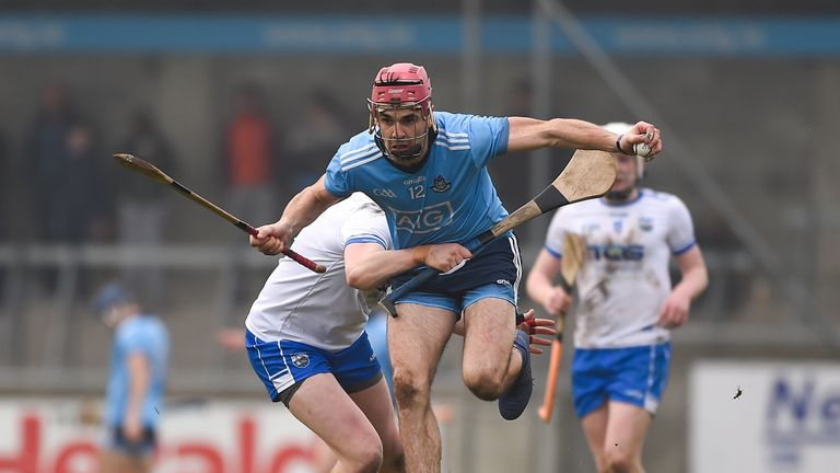 Danny Sutcliffe was among those to impress for the Dubs during the springtime