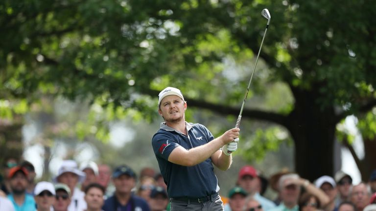 Pepperell posted an opening-round 66 at Lahinch