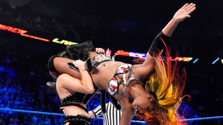 WWE Money In The Bank: Ember Moon to eclipse the field?