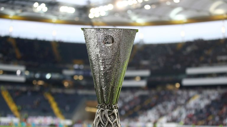 Chelsea and Arsenal face off in the Europa League final in Baku on Wednesday
