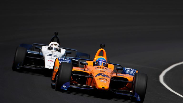 indy 500 qualifying - photo #35