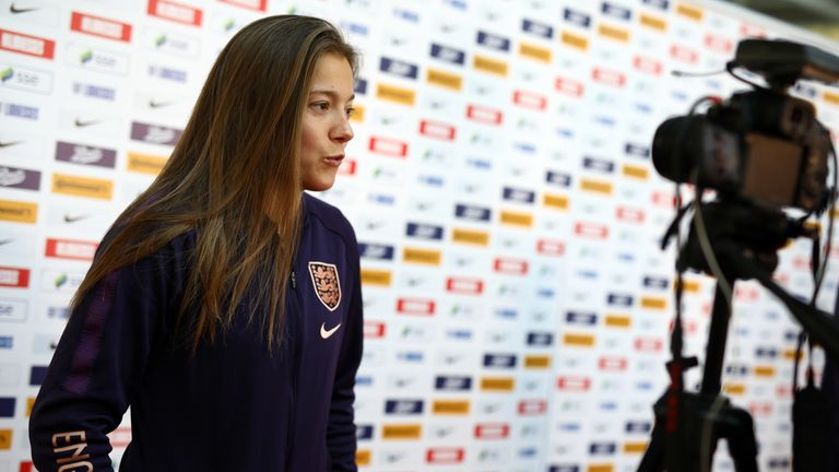 Fran Kirby says winning World Cup can strengthen equal pay claims  | Football News |