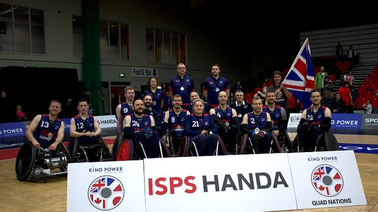 Team GB will be hoping to continue their fine form in Alabama - Credit: Gemma Stevenson