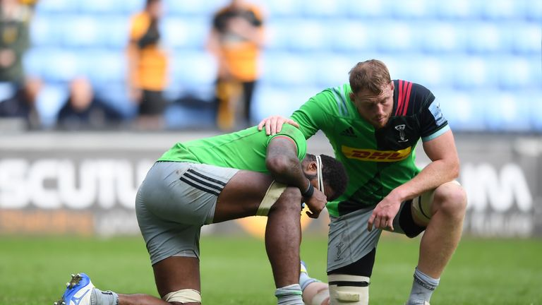 Wasps 27-25 Harlequins: Quins denied semi-final spot in Coventry