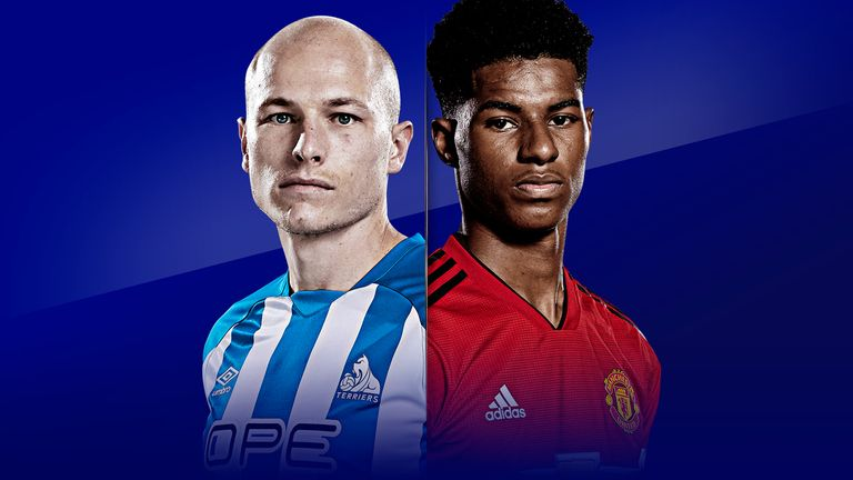Watch Huddersfield vs Man Utd live on Sky Sports from 1pm on Sunday