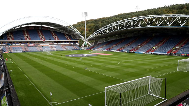 Phil Hodgkinson's takeover of Huddersfield is now complete