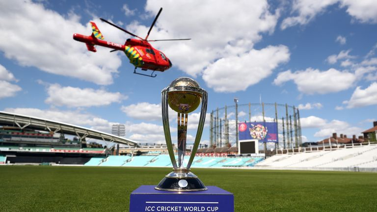 It's the world's greatest cricket celebration - and you can watch every match of the 2019 ICC Cricket World Cup on Sky Sports