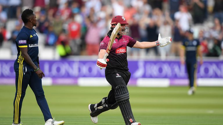 Somerset won the Royal London One-Day Cup but should the competition be a straight knockout?