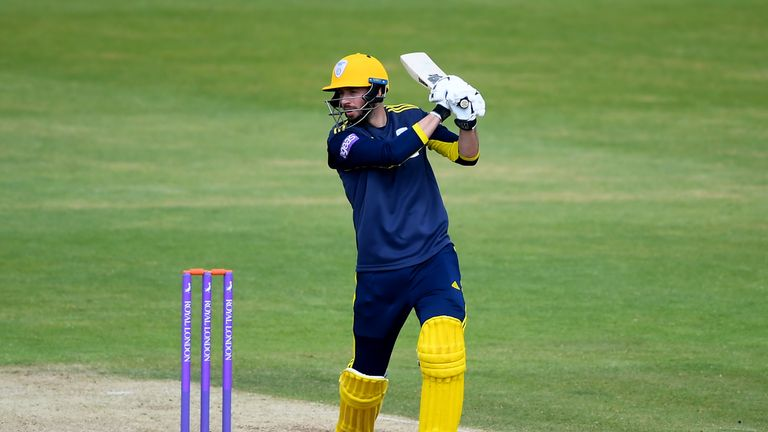 Hampshire hope James Vince will be allowed to play in the Royal London One-Day Cup final at Lord's