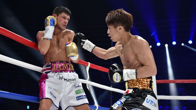 'Monster' Inoue beat Jamie McDonnell in one round