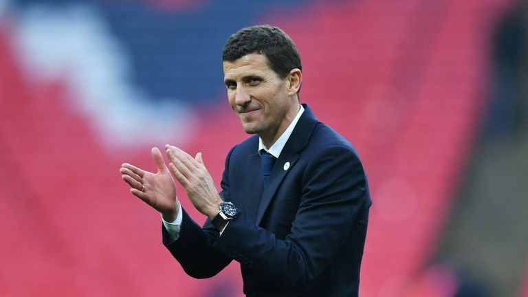 Javi Gracia is aiming to cap Watford's season by winning the FA Cup