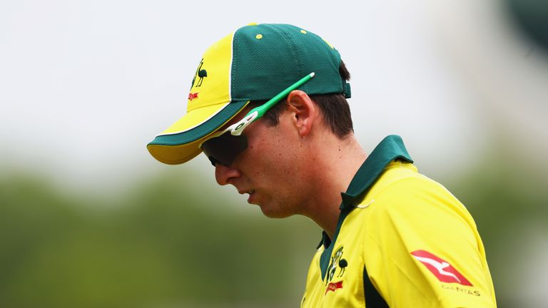 Richardson said the decision to withdraw from the World Cup squad 'wasn't easy to accept'