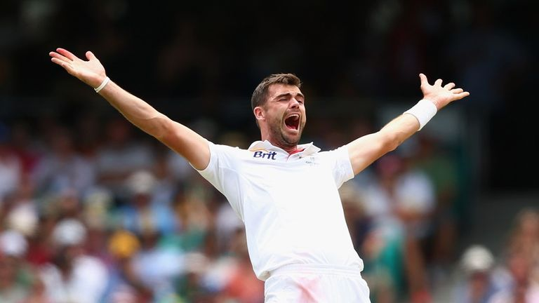 Can Jimmy Anderson bowl England to glory?