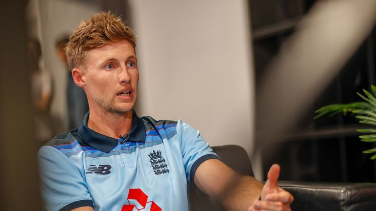 Joe Root wants to better England's runner-up finish in 1992