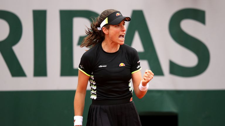 Johanna Konta backed for Grand Slam glory by Martina Navratilova