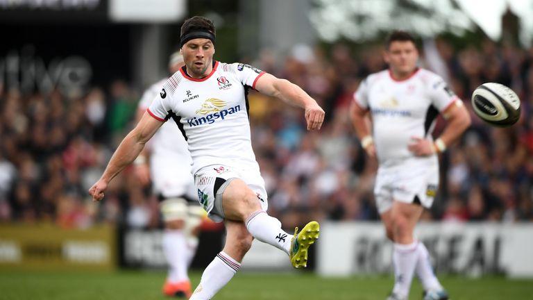 Scrum-half John Cooney kicked three penalties off the tee in the Ulster win