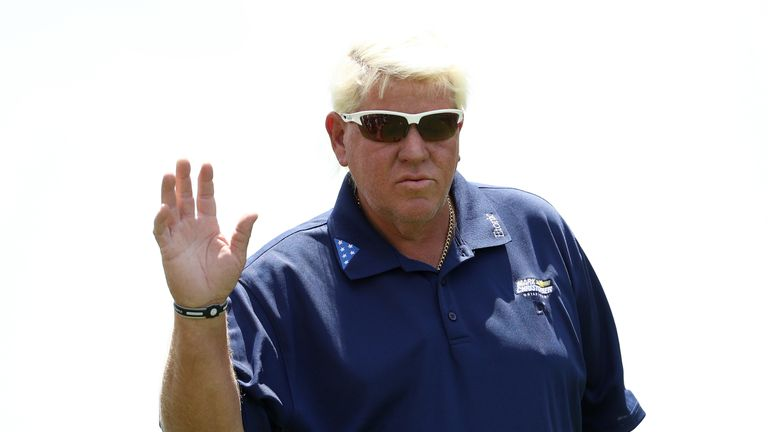 Daly is unable to walk a full golf course due to arthritis in his knee