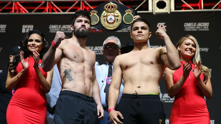John Ryder defends WBA interim super-middleweight belt against Bilal Akkawy from 12.30am on Sky Sports Main Event and Sky Sports Action