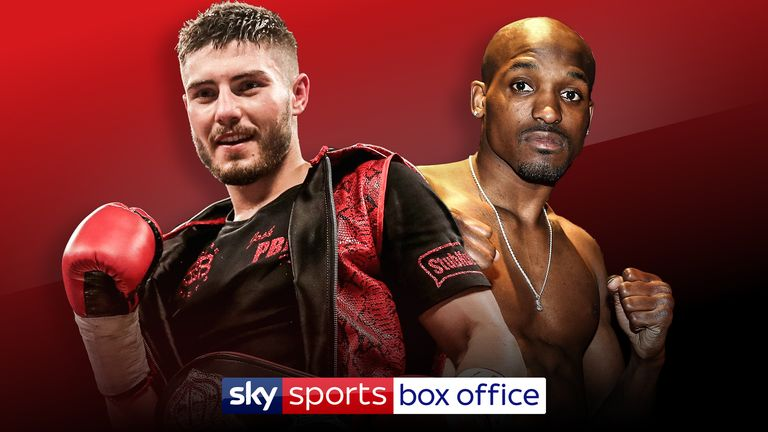 Josh Kelly resumes his exciting career against Ray Robinson
