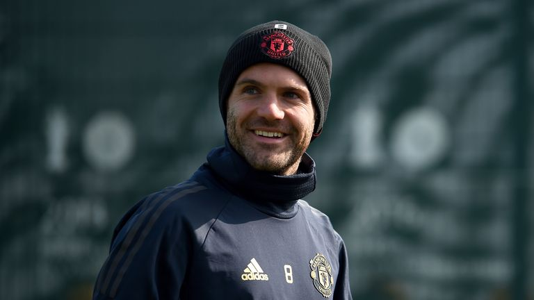 Juan Mata has decided to extend his stay at Old Trafford