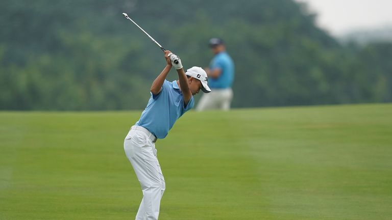 Kuang won the Volvo China Junior Match Play Championship in December