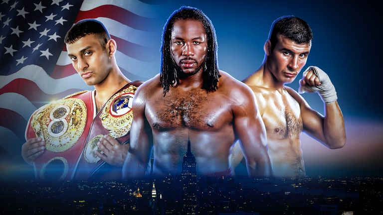 Joshua vs Ruiz Jr: Anthony Joshua becomes latest British star who will try to make their name in New York