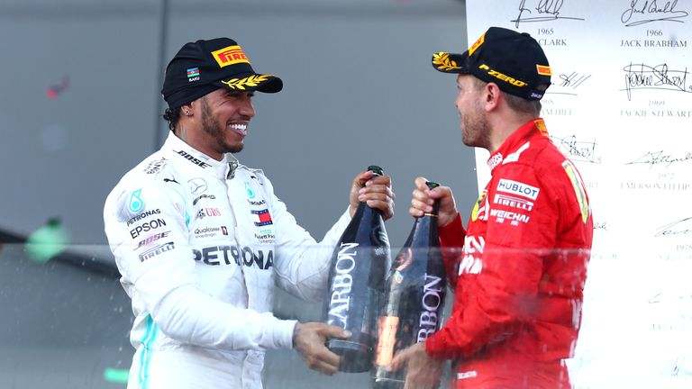 Lewis Hamilton, Mercedes talked future possible Ferrari F1 move | F1 News