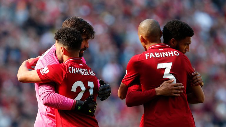 Liverpool pushed Manchester City to the final day of the Premier League season in the title race