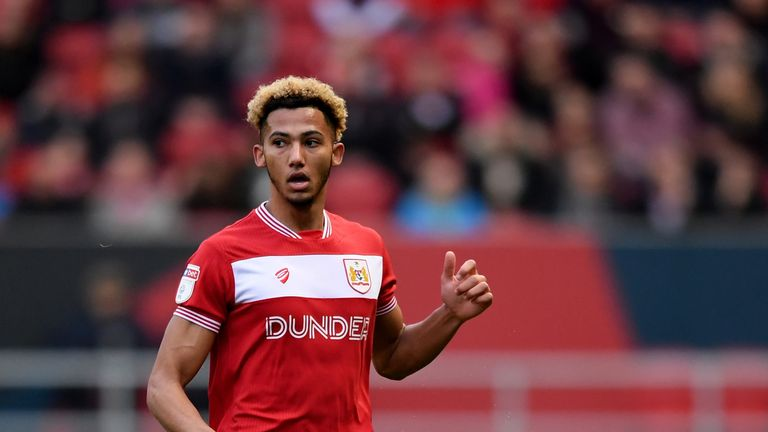 Bournemouth sign Lloyd Kelly from Bristol City for £13m