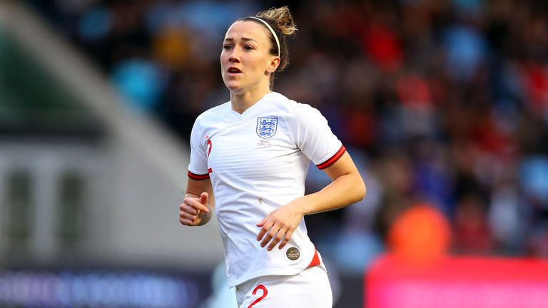 England's young stars can be the difference makers in France, believes Lucy Bronze