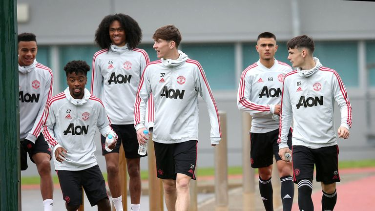 Manchester United's youngsters will get chances in the first team next season, says Ole Gunnar Solskjaer