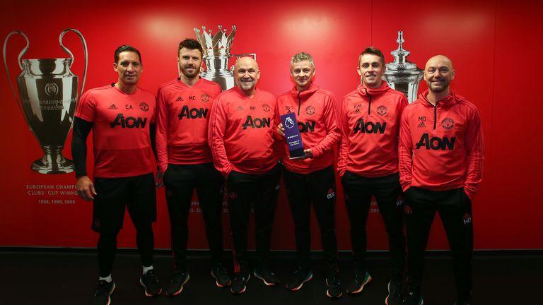 Michael Carrick, Kieran McKenna and Mark Dempsey to remain on Man Utd coaching staff  | Football News |