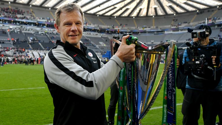 Saracens head coach Mark McCall should be in the England head coach frame, says Will Greenwood