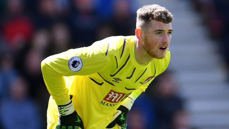Mark Travers Bournemouth: Bournemouth Goalkeeper Mark Travers Included In Republic