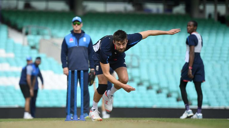 Joe Root upbeat on Mark Wood's World Cup prospects after injury scare