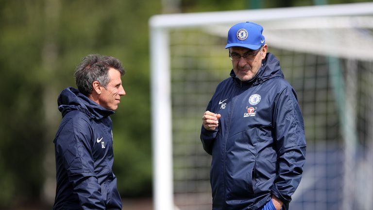 Maurizio Sarri became the first permanent manager to leave Chelsea on his own terms since Glenn Hoddle in 1996 by choosing to join Juventus on Sunday