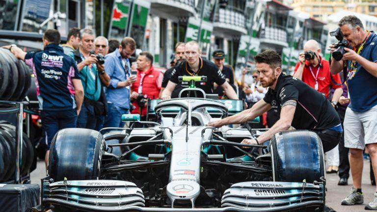 Monaco GP: Mercedes, Ferrari and Red Bull on the battle for