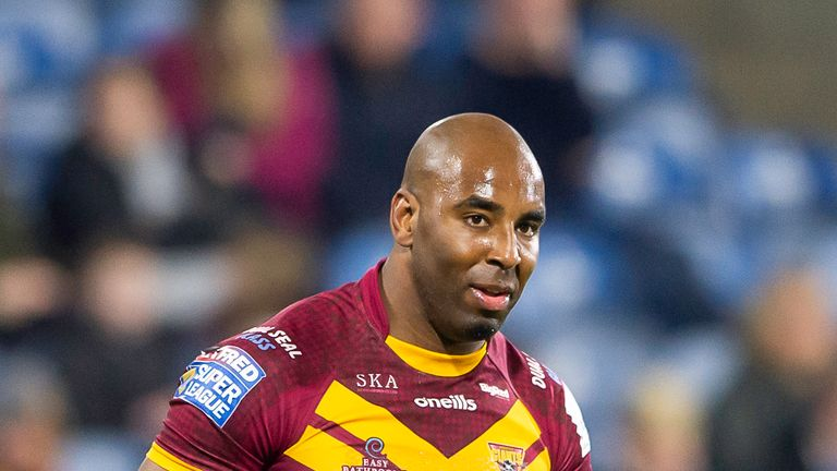Michael Lawrence will miss Sunday's visit from St Helens in the Challenge Cup