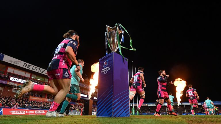 Munster's 41-15 victory over Gloucester at Kingsholm was a special European night for the Irish province