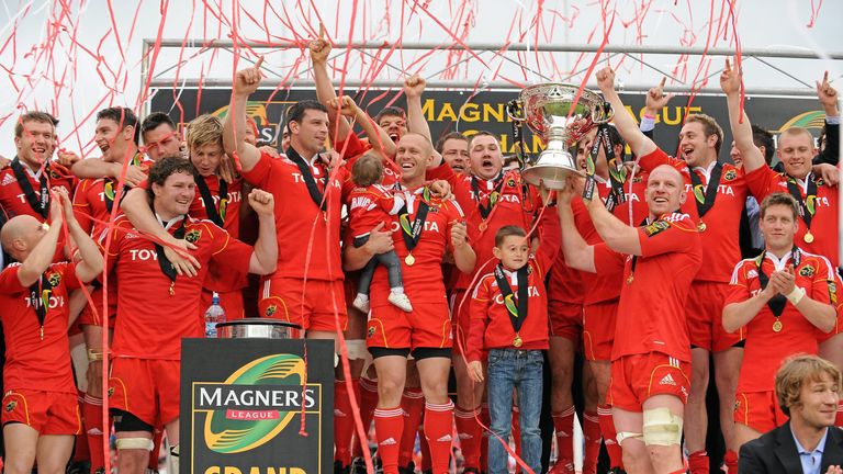 Since winning the domestic title in 2011, Munster have lost 12 semi-finals and two finals