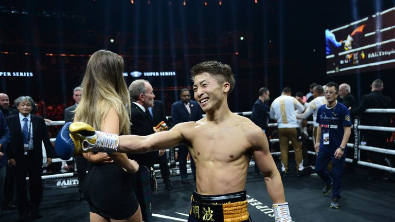Inoue beat Rodriguez to set up a meeting with Nonito Donaire