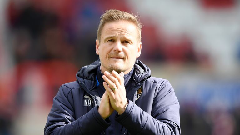 Notts County boss Neal Ardley will remain in charge at Meadow Lane
