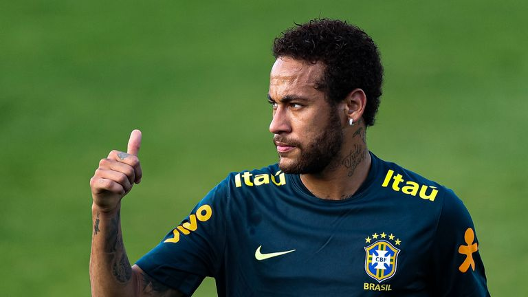 Neymar is open to a return to Barcelona this summer, according to reports