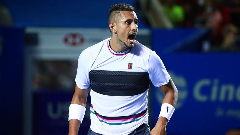 Nick Kyrgios has a reputation for not holding back with his controversial opinions
