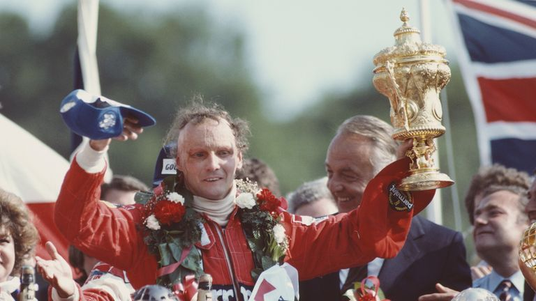 The competitive spirit still burned fiercely for Lauda, and he returned to F1 in 1982
