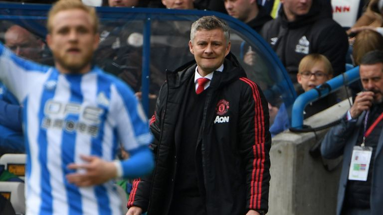 Ole Gunnar Solskjaer has won only one of his last eight United games